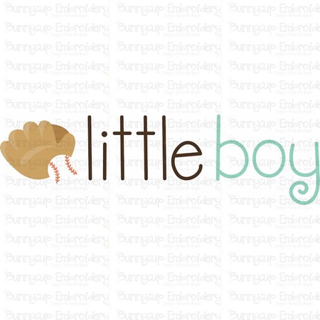 Baby Boy Sentiments 7 SVG