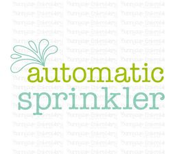 Automatic Sprinkler SVG
