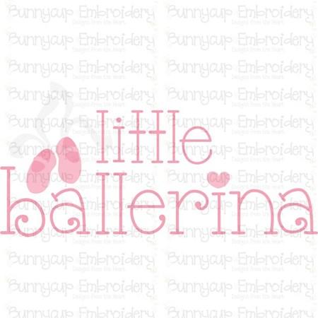 Baby Girl Sentiments 14 SVG