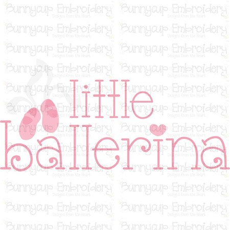 Baby Girl Sentiments 14 SVG