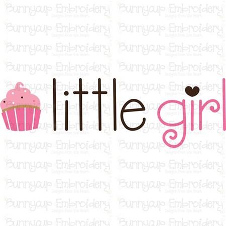 Baby Girl Sentiments 8 SVG