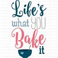 Baking Sentiments SVG
