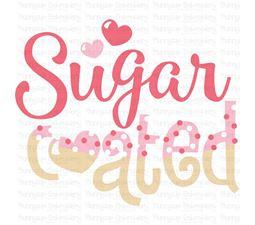 Sugar Coated SVG