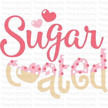Sugar Coated SVG