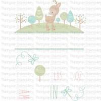 Birth Announcements SVG