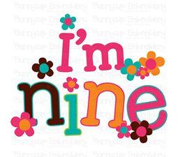 Birthday Girl 16 SVG