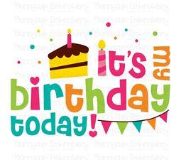 Birthday Girl 3 SVG