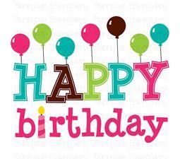 Birthday Girl 4 SVG