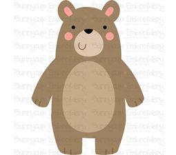 Boxy Bear SVG