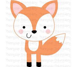 Boxy Fox SVG