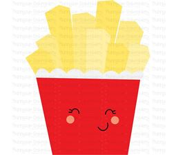 Fries SVG