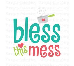Bless This Mess SVG