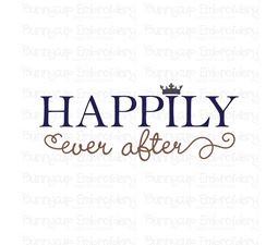 Happily Ever After SVG