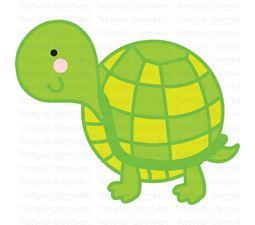 Round Turtle SVG