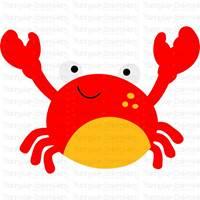 Sea Creatures SVG