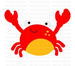 Sea Creatures SVG 1
