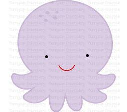 Sea Creatures SVG 6