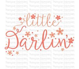 Little Darlin SVG