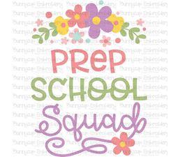 Prep School Squad SVG