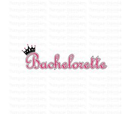 Bachelorette SVG