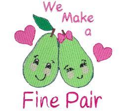 We Make A Fine Pair