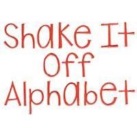 Shake It Off Alphabet