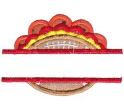 Split Thanksgiving Applique 8