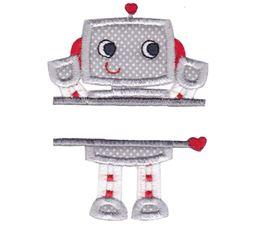 Split Robot Applique