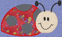 Sweet Spring Applique 11