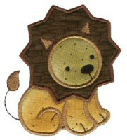 Sweet Applique Animals Too