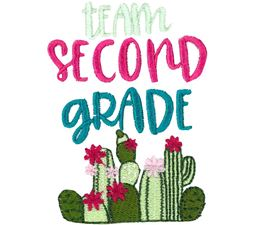 Team Second Grade