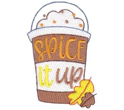 Spice It Up Pumpkin Latte