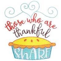 Thanksgiving Sentiments Three