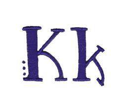 Unicorn Wishes Font K
