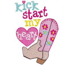 Kick Start My Heart