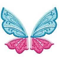 Wings Applique