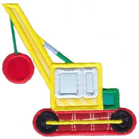 Working Vehicles Applique 14