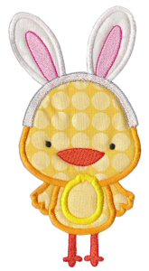 A Cute Easter Applique 2