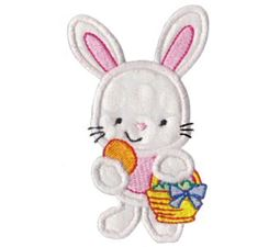 A Cute Easter Applique 5