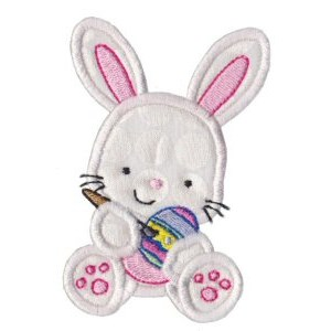 A Cute Easter Applique 7