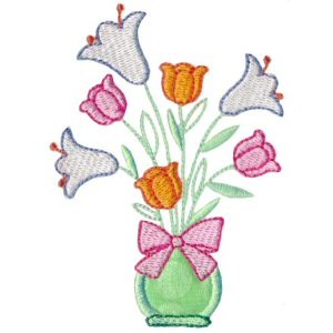A Cute Easter Applique 8