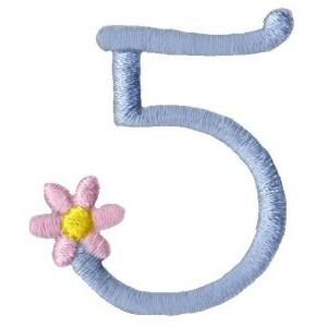 A Daisy Day Alphabet 5