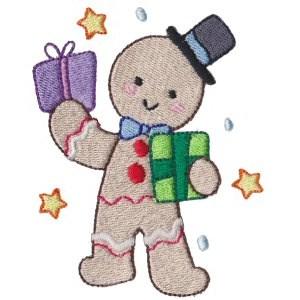 A Ginger Christmas Too 2