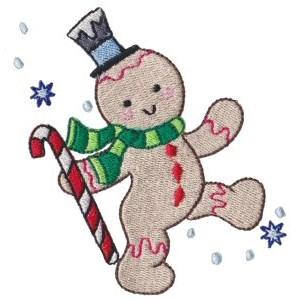 A Ginger Christmas Too 3
