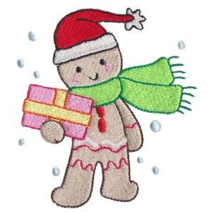 A Ginger Christmas Too 7