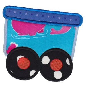 All Aboard Applique 3