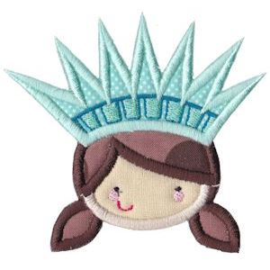 Embroidery Design Set - All American Three 4