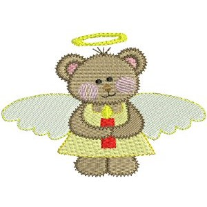 Angelic Bears 6