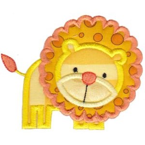Animal Applique 6