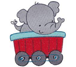Animal Train 3